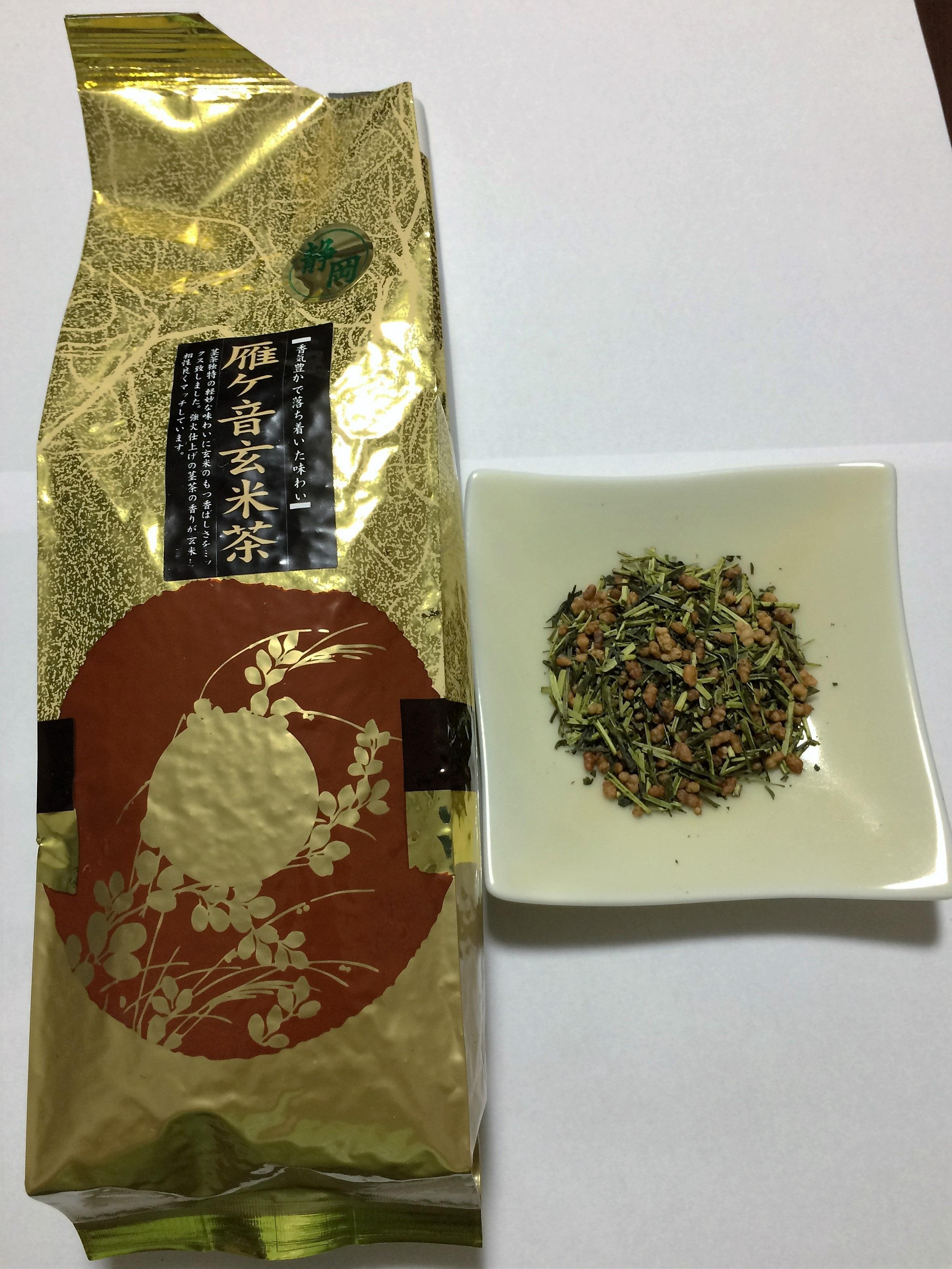 雁ヶ音玄米茶